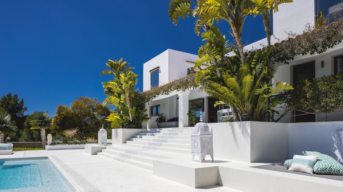 Luxury villa to rent with Concierge services, Ibiza, Balearic Island, Spain