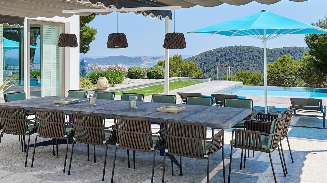 Most prestigious Estate for vacation in Ibiza, Spain