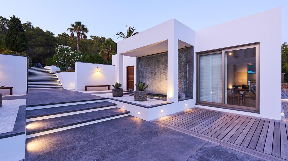 Exclusive Villa rental in the island of Ibiza, Spain