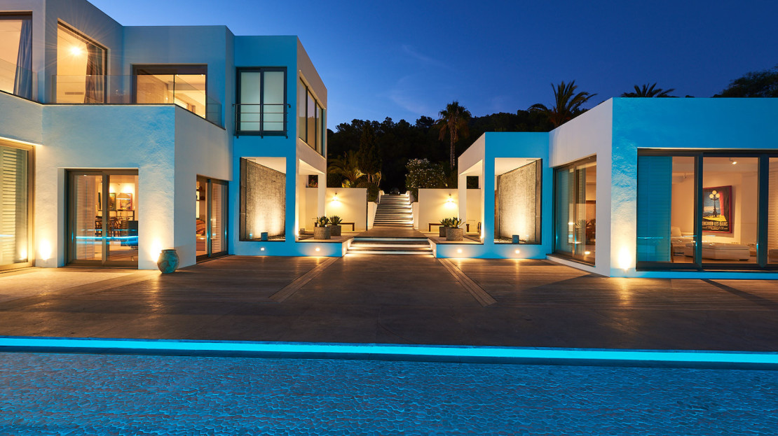 Most exclusive property in Ibiza, Spain