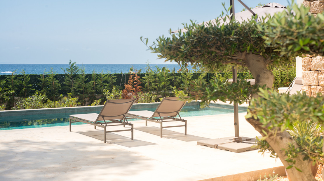 Villa moderna, con acceso mar en alquiler en Sta Eulalia, Ibiza