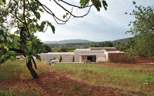 Farmhouse, Ibiza stylish villa