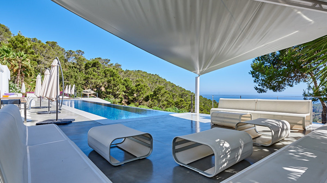 Can Saleta is one of the most luxury villa to be in Ibiza for your next holidays