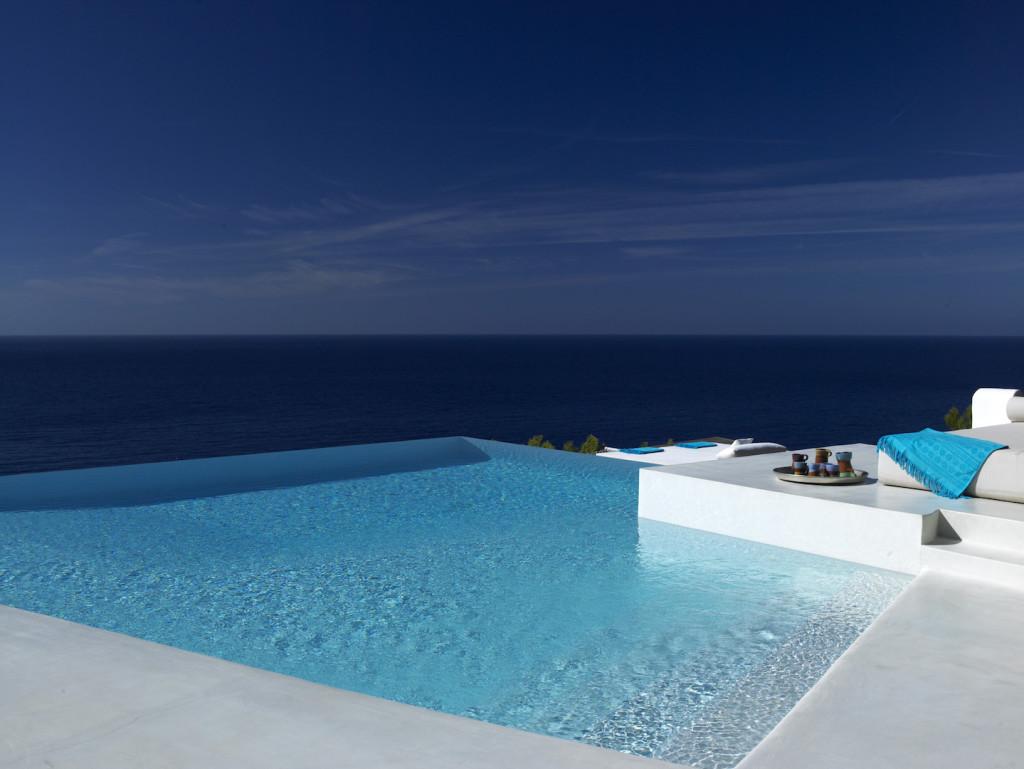 Prestige property with direct sea access, South Ibiza