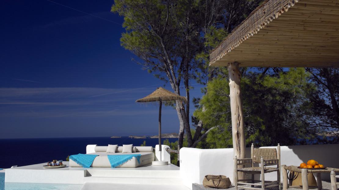 Prestige property with direct sea access, cala Moli, Ibiza