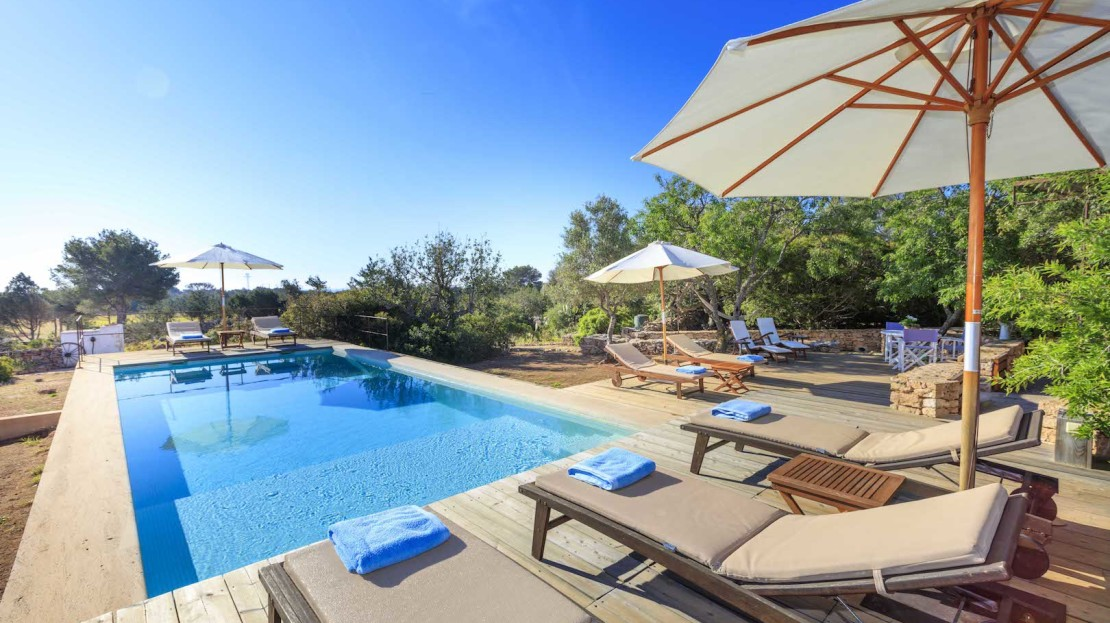 Formentera holiday rental Collection