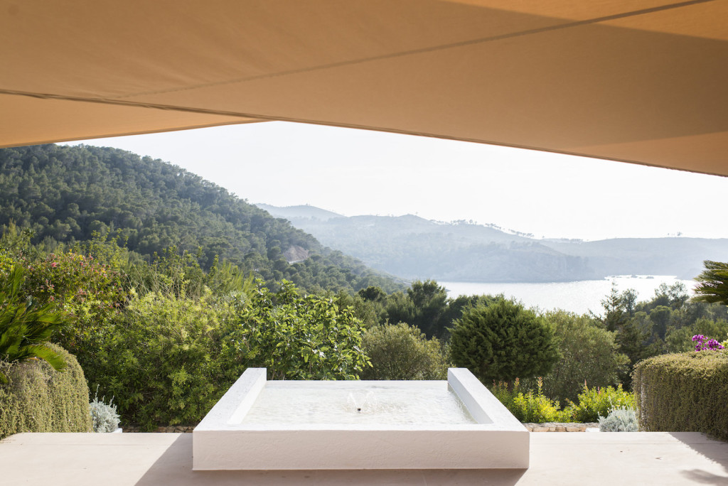 Can Moon has an amazing setting to celebrate events and weddings, Spain