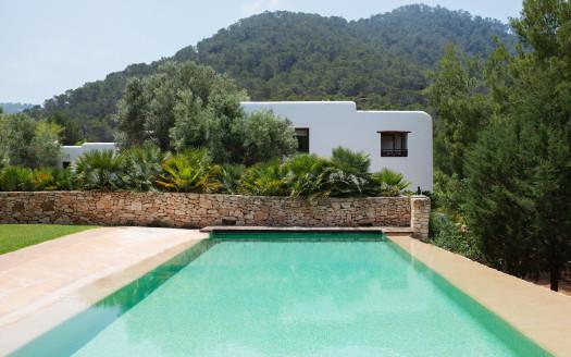 Seafront villa venue, Ibiza