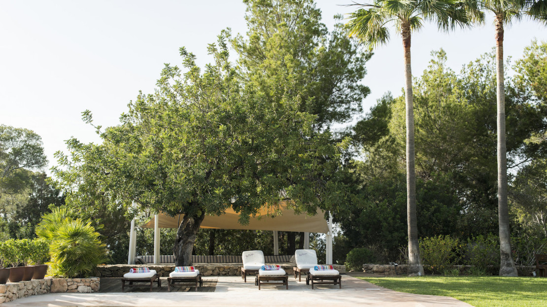 Can Moon offers you the perfect setting for your wedding in Ibiza, Spain