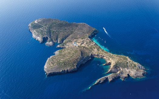 Private island to rent in Ibiza, Mediterranea, Spain
