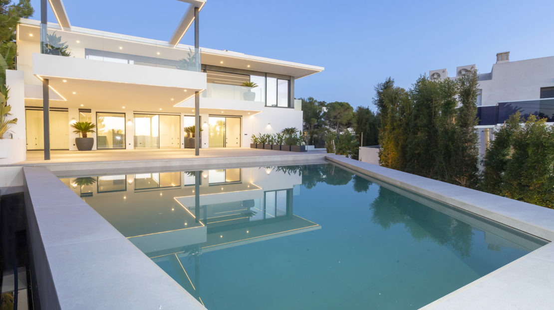 Luxury villa for sale with breathtaking views, Can Pep Simo