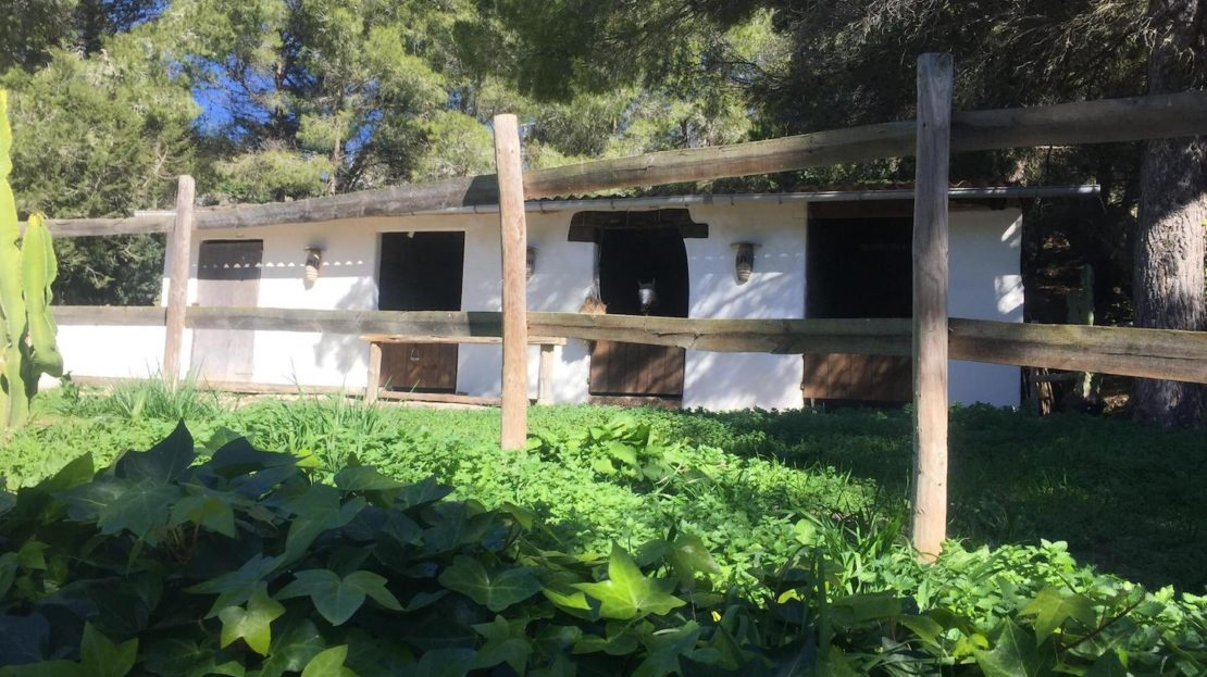 Countryside house for sale in San José, with pool in a peaceful environment, Ibiza island, Spain